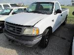 Lot: 9-EQUIP#021166 - 2002 FORD F-150 PICKUP - CNG