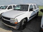 Lot: 12-EQUIP#058012 - 2005 CHEVROLET TAHOE SUV