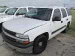 Lot: 13-EQUIP#068084 - 2006 CHEVROLET TAHOE SUV