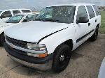 Lot: 29-EQUIP#058018 - 2005 CHEVROLET TAHOE SUV