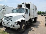 Lot: 219-EQUIP#013147 - 2001 INTERNATIONAL 4900 REAR LOADER