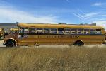 Lot: 56 - 1997 International School Bus