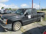 Lot: 117 - 2006 Chevy Silverado Extended cab Pickup