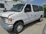 Lot: 132 - 2000 Ford Van E-350 XL Super Duty Van