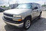 Lot: 11-129425 - 2001 Chevrolet Tahoe SUV
