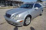 Lot: 26-125214 - 2002 Mercedes-Benz CLK320