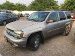 Lot: 5 - 2003 Chevrolet Trailblazer SUV