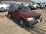 Lot: 02 - 2003 FORD ESCAPE SUV