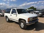 Lot: 1 - 1992 Chevrolet Tahoe SUV