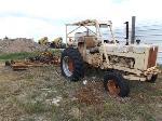 Lot: 15 - 1972 International Tractor w/ Shredder - Vehicle #76