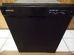 Lot: A7070 - Working Samsung Gloss Black Dishwasher