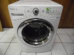 Lot: A7076 - Working Whirlpool Front Load Steam Washer