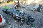 Lot: 51562.MPD - 2011 KAWASAKI ZX1400C MOTORCYCLE