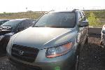 Lot: 51577.FHPD - 2008 HYUNDAI SANTA FE SUV