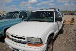 Lot: 51804.KPD - 2002 CHEVY BLAZER SUV