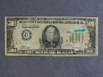 Lot: 5498 - 1934 $500 BILL