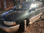 Lot: 03 - 2000 Nissan Quest Van