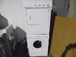 Lot: A7113 - Working Kenmore Stackable Washer Dryer Set