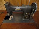 Lot: A7119 - Working Vintage White Rotary Sewing Machine