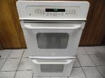 Lot: A7122 - Working GE 27-inch Double Oven