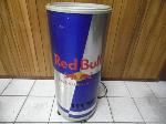 Lot: A7124 - Working Red Bull Beverage Cooler
