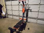 Lot: A7136 - Bowflex Complete Home Gym