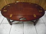 Lot: A7143 - Cherry Wood Coffee Table