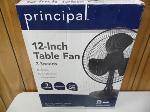 Lot: A7151 - Like New Principle 12-inch Table Fan