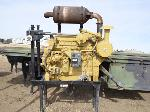 Lot: AMAR-06.BUSHLAND - Catepillar Irrigation Engine, Model 3306