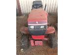 Lot: VERN-03.VERNON - 1989 LAWNMOWER RIDING