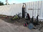 Lot: M1 - Lawn Equipment, Workout Equipment & Bikes