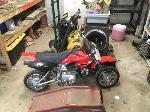 Lot: M4 - Dirt Bike, Tools, Stereo Equipment