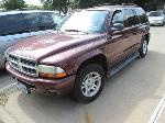 Lot: 18-0527 - 2002 DODGE DURANGO SUV