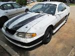 Lot: 18-0575 - 1996 FORD MUSTANG