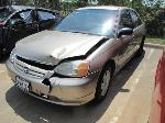 Lot: 18-0966 - 2002 HONDA CIVIC