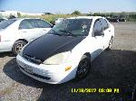 Lot: 992 - 2003 FORD FOCUS