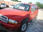 Lot: 17-622296C - 2000 DODGE DURANGO SUV