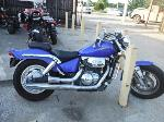Lot: 21-621878C - 2004 SUZUKI VZ800 MOTORCYCLE