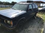 Lot: 043.FAIRFIELD - 1993 GMC Jimmy SLT SUV