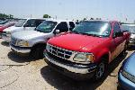 Lot: 4-52471 - 1997 Ford F-150 Pickup