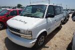 Lot: 6-53131 - 1998 Chevrolet Astro Van