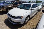 Lot: 17-53566 - 2011 Volkswagen Jetta
