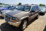 Lot: 18-53708 - 2001 Jeep Grand Cherokee SUV