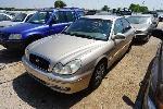 Lot: 19-53612 - 2005 Hyundai Sonata
