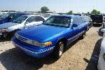 Lot: 25-53732 - 1996 Ford Crown Victoria