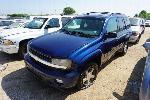 Lot: 27-53251 - 2002 Chevrolet Trailblazer SUV
