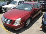 Lot: 1638691 - 2008 CADILLAC DTS - KEY