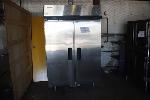 Lot: 34 - Hoshizaki Reach-in Cooler/Freezer