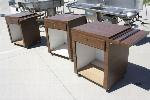 Lot: 43 - (3) Point of Sale Register Counters