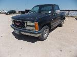 Lot: 6 - 1992 GMC SIERRA STEP SIDE PICKUP
